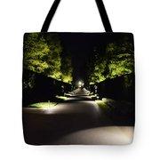 Dark Pathway Tote Bag