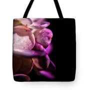 Dark Petals Tote Bag