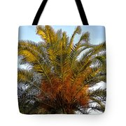 Date Palm Tote Bag