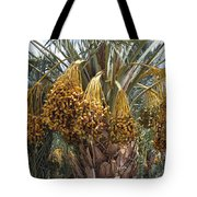 Date Palm In Fruit Tote Bag