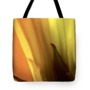 Datura Transparency  Tote Bag