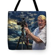 Dave Bell - Photographer Tote Bag