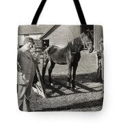 David Harum, 1915 Tote Bag
