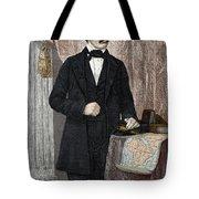 David Livingstone, Scottish Missionary Tote Bag