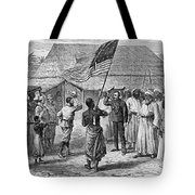 David Livingstone, Scottish Missionary Tote Bag by Photo Researchers