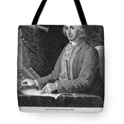 David Rittenhouse Tote Bag