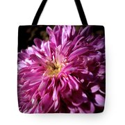 Dawn Flower Tote Bag