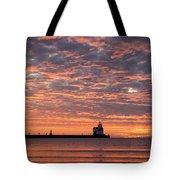 Dawn Highlights Tote Bag