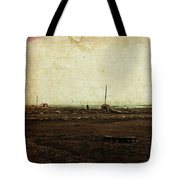 Dawn On The Lake Tote Bag