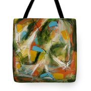 Day And Night Two Tote Bag