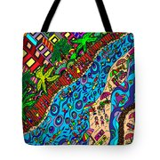 Day Out On Holidays Tote Bag
