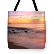 Daybreak Seascape Tote Bag