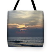 Daylight Approaches 2 Tote Bag