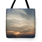 Daylight Approaches Tote Bag