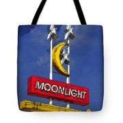 Daylight At The Moonlight Tote Bag