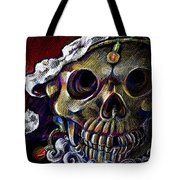 Dead Christmas Tote Bag