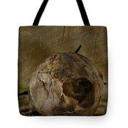 Dead Rosebud Tote Bag