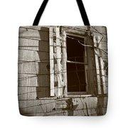 Dead Window Tote Bag