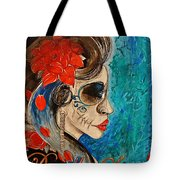 Deadly Sweet Tote Bag