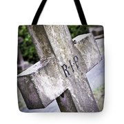 Death Concept Tote Bag