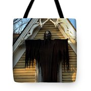 Death Eater Ghoul Tote Bag