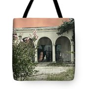 Death Of A Prom Queen Bellemont Baton Rouge Tote Bag