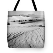 Death Valley Dunes 11 Tote Bag by Bob Christopher