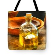Decanter Of Oil Tote Bag