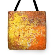 Decayed Wall Tote Bag