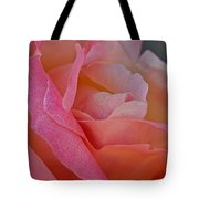 December Rose Tote Bag