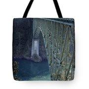 Deception Pass Bridge South Span Tote Bag