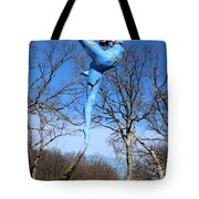 Deciduous Photographed Outside Tote Bag by Adam Long
