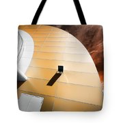 Deckchair In Space Tote Bag