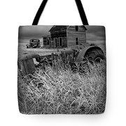 Decline Of The Small Farm No.2 Tote Bag
