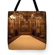 Decorative Dining Tote Bag