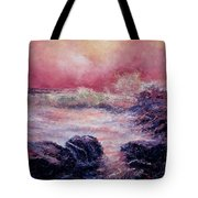 Dee Why Storm Tote Bag