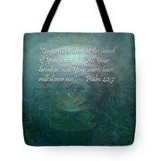 Deep Calls To Deep Tote Bag