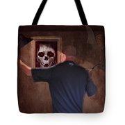Deep Into The Mirror Tote Bag