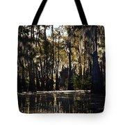 Deep Swamp Tote Bag