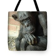 Gorilla Deep Thoughts Tote Bag