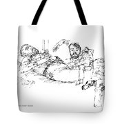 Deepfreeze-s.pole-art7 Tote Bag