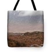 Deer Southern Highlands  Tote Bag