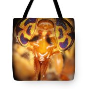 Deerfly Tote Bag by Ted Kinsman