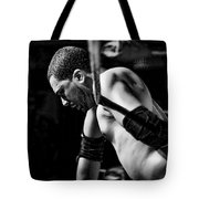 Defeated No.1 Tote Bag