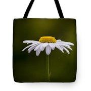 Defiant Daisy Tote Bag