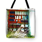 Defused Box Tote Bag