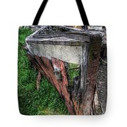 Dehydrated Tote Bag