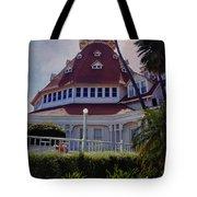 Del Coronado Hotel San Diego  Tote Bag