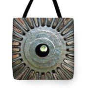 Deleon Springs Wheel Spoke Tote Bag