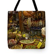 Deli In Palma De Mallorca Spain Tote Bag
